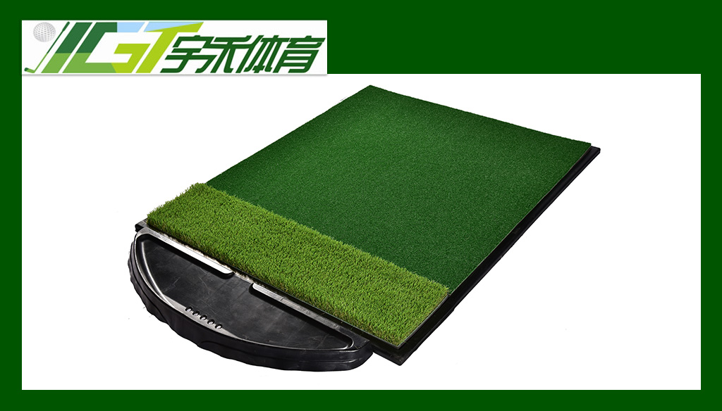 YGT-A155 golf  mat with rubber